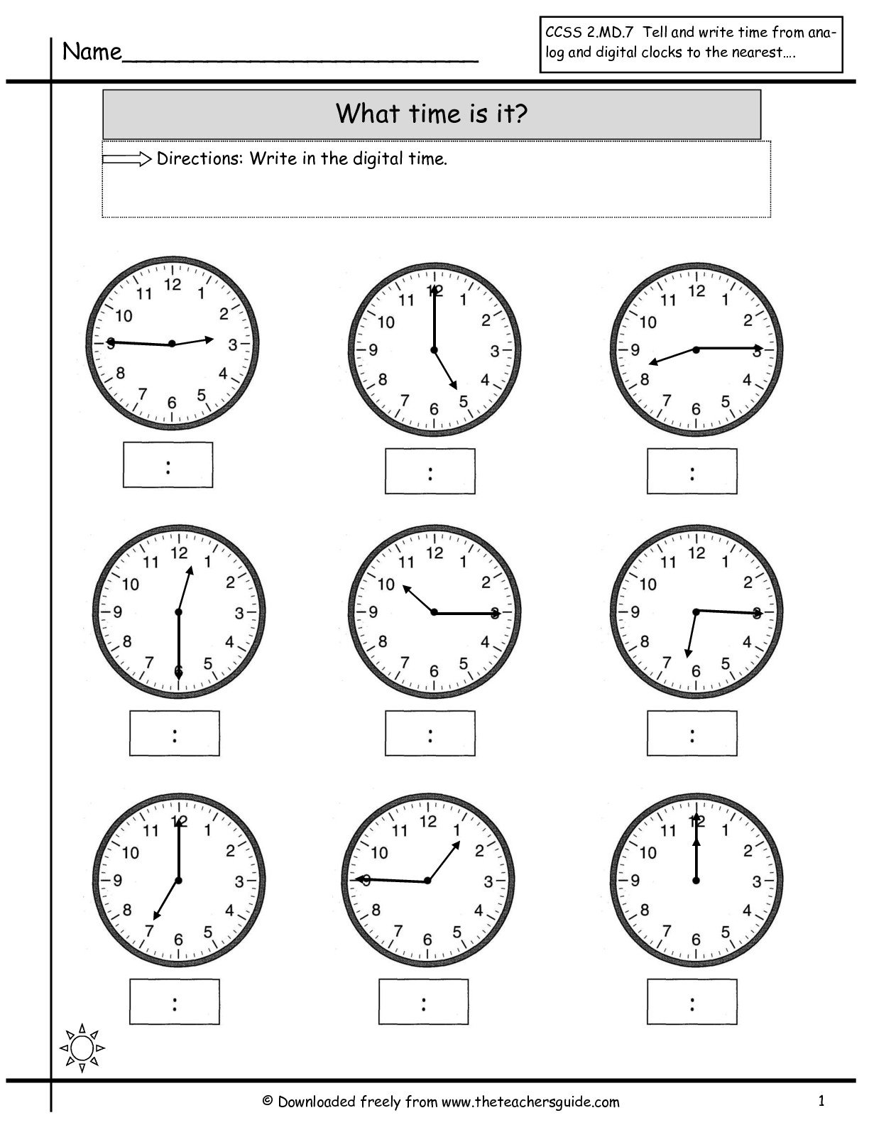 Time Worksheet New 887 Time Worksheet To The Half Hour