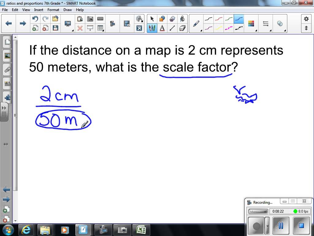 Scale Drawings And Scale Factors Worksheets