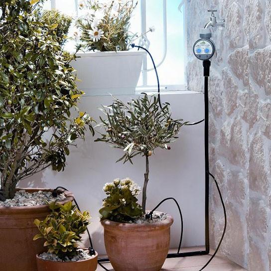irrigatiekraan