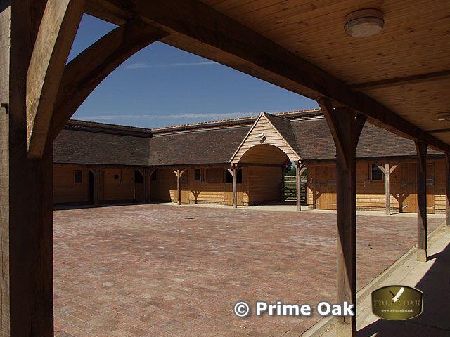 Prime Oak Buildings Eiken Bijgebouwen Stallingen
