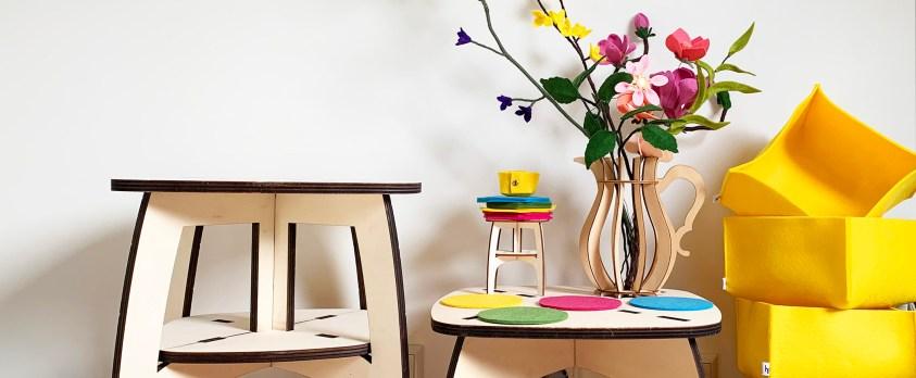haal de lente in huis met de unieke handgemaakte woonaccessoires van houtmoed