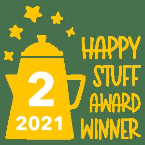 zilver bij de happy stuff awards