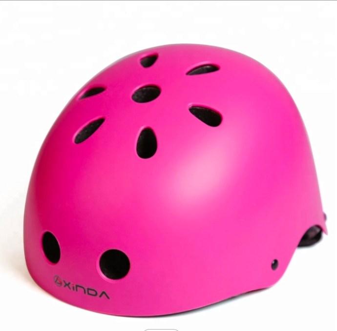 Pink Medium helmet