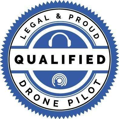 Fier et légal pilote de drone