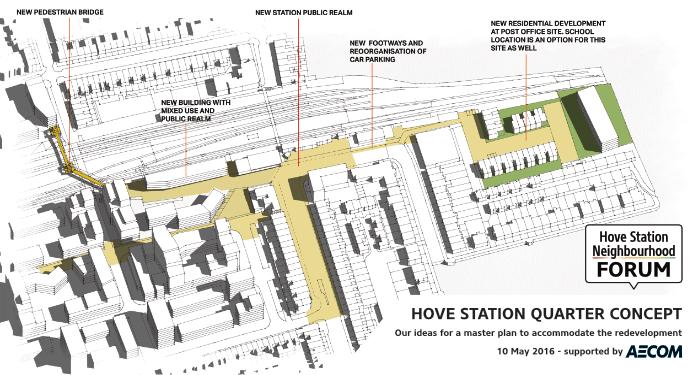Hove-Station-Quarter-Concept-Plan