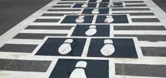 playful pedestrian-crossing