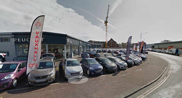Peugeot-site-newtown-rd-hove