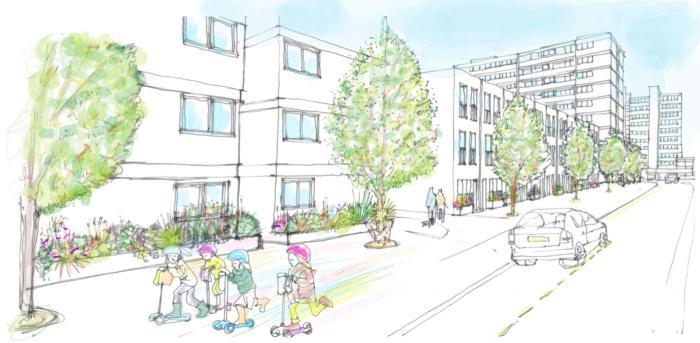 hove-ellen-street-design-sketch
