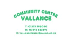 Vallance Community Centre