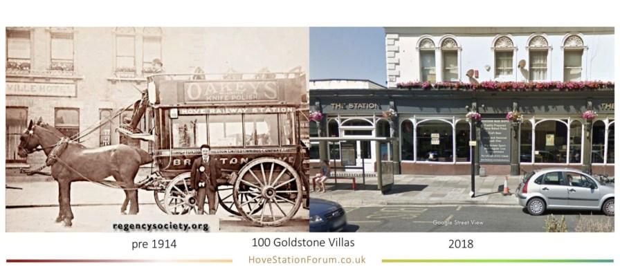 Hove-Station-Archive-Vintage-Photo
