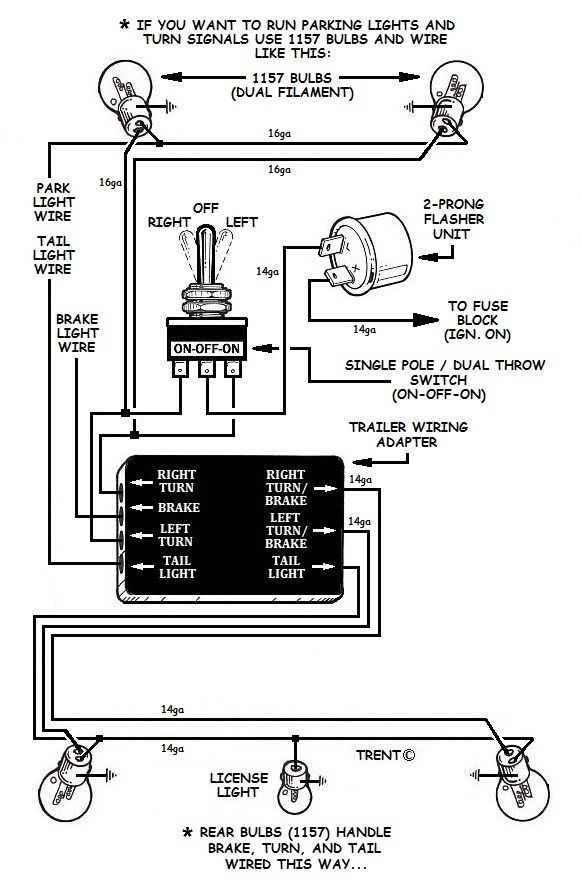 turnsignal07?resize=581%2C895 ron francis wiring diagrams the best wiring diagram 2017 mcphilben deb 5 wiring diagram at nearapp.co