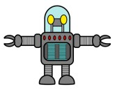 Image result for robot cartoon