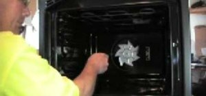 How to Change a Fan Oven ElementGeneral guide