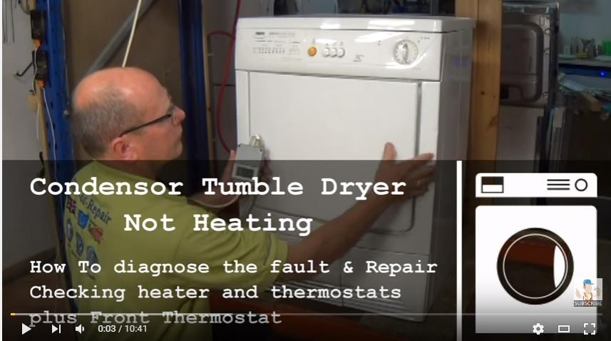 tumble dryer error code pump fault e21 e22 aeg electrolux
