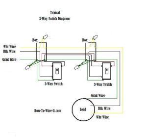 Wiring a 3Way Switch
