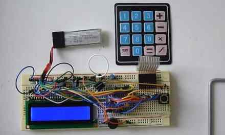 Arduino Based Calculator using Keypad & LCD for Calculation