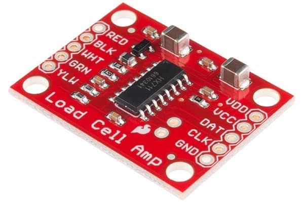 Arduino Weighing Machine using Load Cell HX711