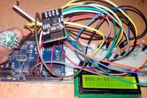 Pulse Rate Monitoring over Internet using ThingSpeak