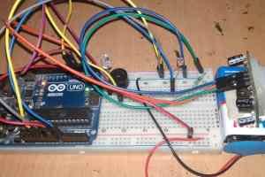 Home Security Alarm Using PIR Sensor & Arduino for Night