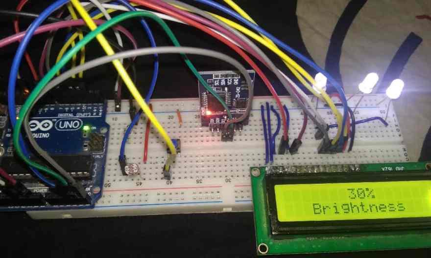Tm1803 Arduino