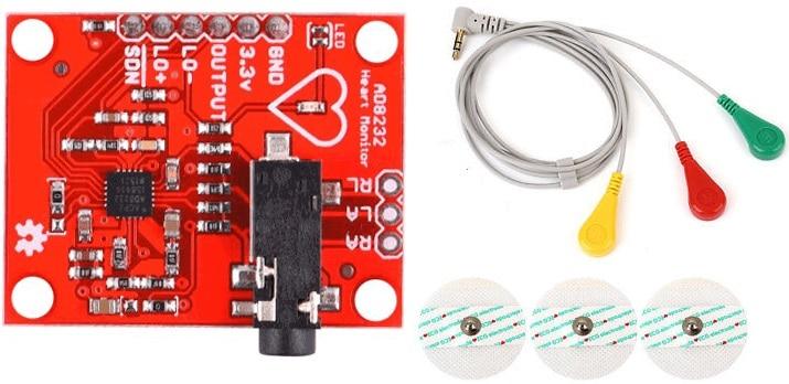 AD8232 ECG Sensor