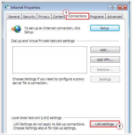 3 Methods to Fix Windows Socket Error 10060 – Connection