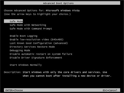 SafeMode_Windows7