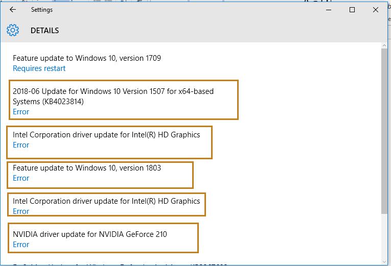 Fix Error 0x80070652 – Windows 10 Update Not Installing