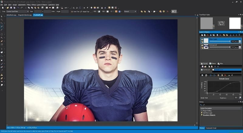 Photo Pos Pro free photoshop Alternative