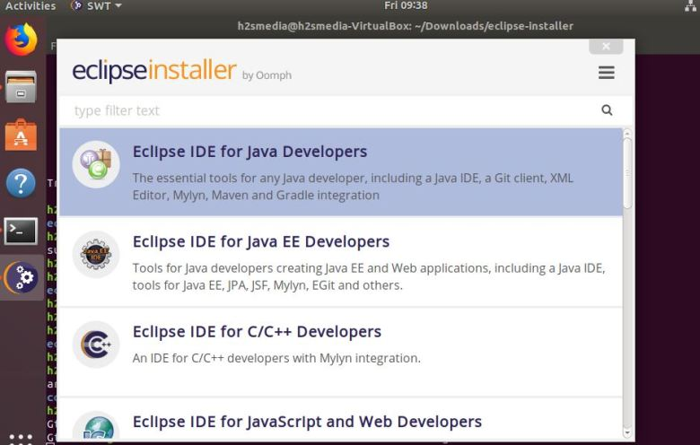 install eclipse for java ee developers