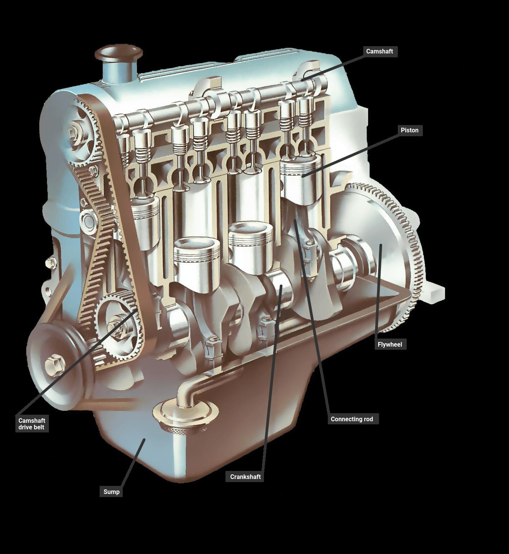 Diagram Compressed Air Car
