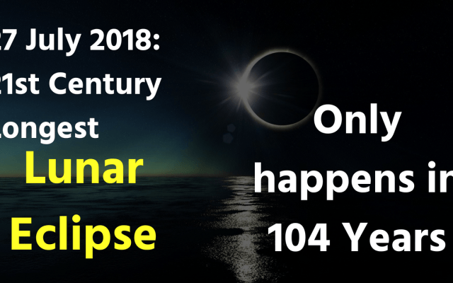21st Century Longest Lunar Eclipse