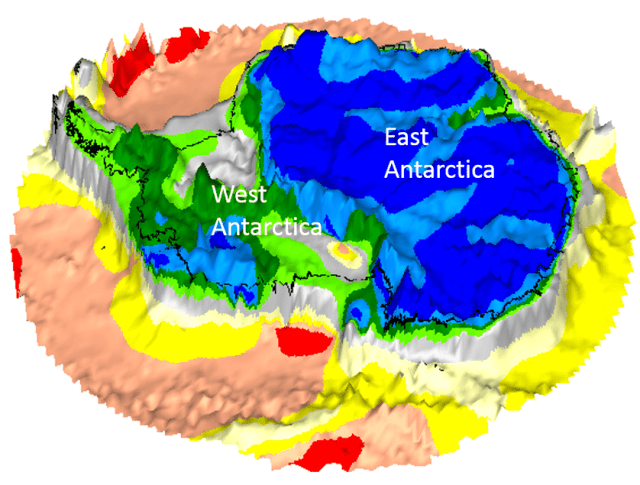 Ancient Lost Continents