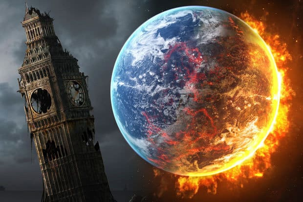 Apocalypse Is Coming: Moon Collision With An Asteroid Will leave Earth To Die?