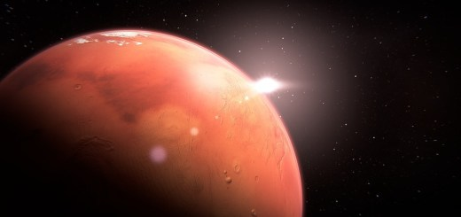 Musical Martian Sunrise