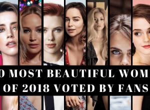 100 Most Beautiful Women