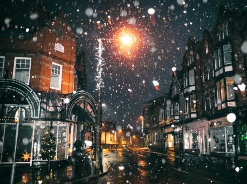 UK Winter Holiday Destinations