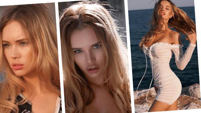 Most Popular Russian Instagram Models
