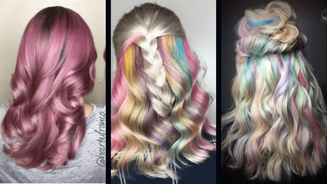 fall hair colors 2019