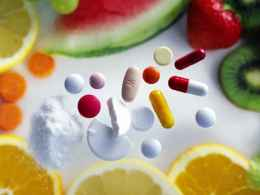 Vitamins Supplements