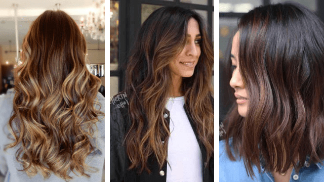 best hair color trend 2019