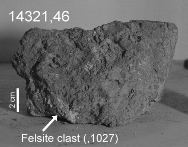 Earth's Oldest Rock