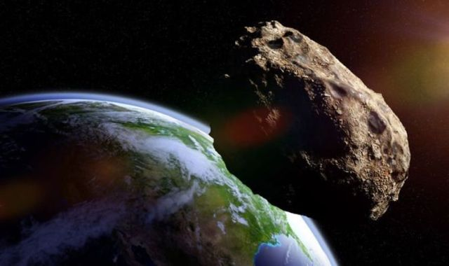 Deadly Asteroid Approaching Earth