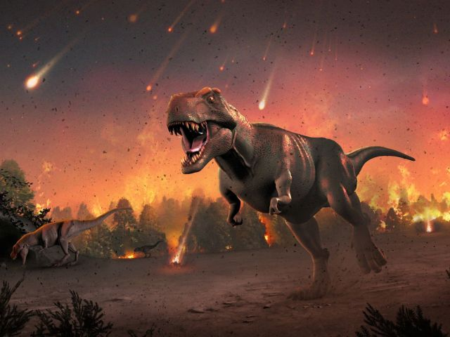 dinosaurs mass extinction
