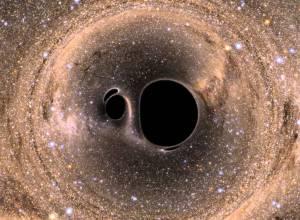 3 Supermassive Black Holes