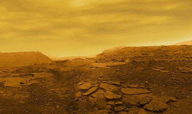 Life Might Exist in the Clouds of Venus