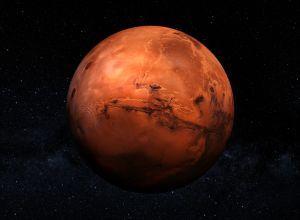 Secret code on Mars