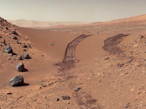 Martian noises