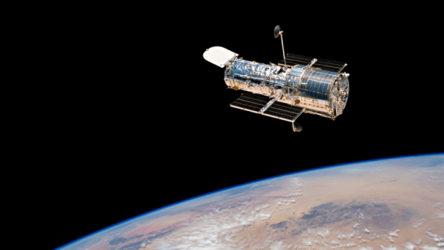Hubble telescope