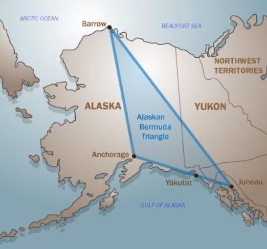 Alaska Bermuda Triangle